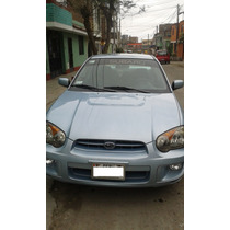 Subaru Impreza Potente Y Economico Dual Modelo Deportivo