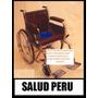 Silla De Ruedas Sanitario Water 100% Nuevas!!!!