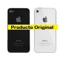 Tapa Trasera Original Iphone 4g En Blanco Y Negro