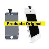 Touch Screen Con Pantalla Lcd Ensamblada Original Iphone 4s
