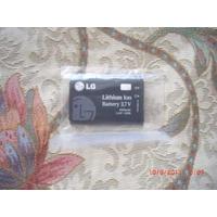 Pedido: Bateria Lg Vx9700 Original- Cap 1100mah