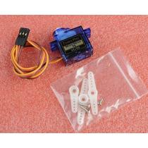 Micro 9g Rc Servo For Trex 450 Futaba Hitec Hs-55 Arduino
