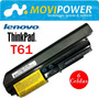 Bateria Laptop Ibm Thinkpad R60 T61p T60 9 Cell Original