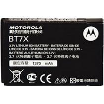 Bateria Motorola Bt7x Charm Mb502 Citrus Wx445 1370mah Nueva