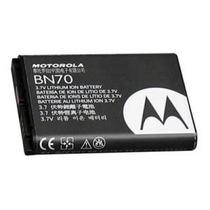 Bateria Motorola Bn70-71 Modelos I418 - I856 Nueva Original