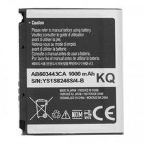 Pedido Bateria Samsung Star I6220 Original Ab603443ca,