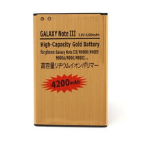 Bateria Gold Alta Capacidad Para Galaxy Note 3 N9005 N9000