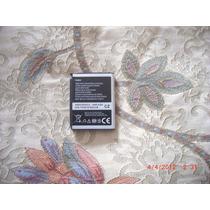 Pedido Bateria Samsung Galaxy I9000b Movistar De 1440mah Cap