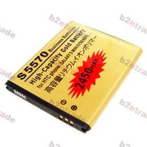Baterias De Mayor Duracion Para Galaxy Mini