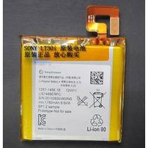 Batería Original Sony Xperia T Lt30i Lt30p Lt30h 1780mah