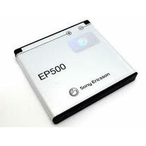 Bateria Ep-500 Sony Ericsson Xperia Mini Pro Sk17 De 1200mah