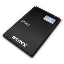 Bateria Original Sony Ericsson Ba600 St25i Xperia U Lt26i
