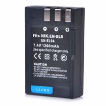 Bateria Nikon En-el9 Enel9 D3x D40 D40x D60 D3000 D5000