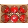 Vasos Cristal Set X6 Nuevos 35 Soles