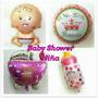 Set Globos Metálicos Para Baby Shower: Llevate Los 4 Globos