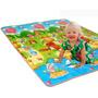 Alfombra/piso Para Bebes Anti Golpes Reversible Micromaster