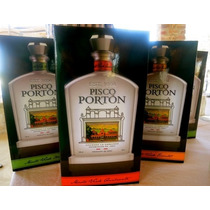 Pisco Porton Premium 750 Ml Quebranta,acholado,italia...