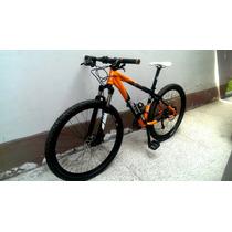 Bicicleta Montañera Beone Full Shimano Slx