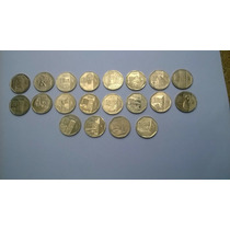 20 Monedas De La Coleccion Riqueza Y Orgullo Del Peru. 1 Sol