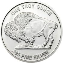 2009 Eeuu - Usa Moneda Proof 1 Onza De Plata Estado Unidos
