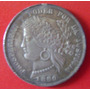 Monedas Antiguas De Plata 1880, Coleccionistas Serios