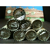 Rollo / Cono De 20 Monedas Fortaleza Del Real Felipe