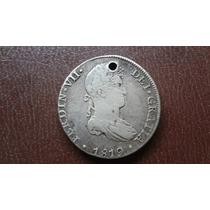 1819 Lima Jp. 8 Reales Fernando Vii