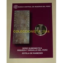 Blister Estela Raimondi Moneda Un Sol Riqueza Y Orgullo Peru