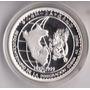 Moneda Plata Conmemorativa De La Inmigración China Al Peru