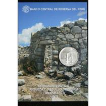 Blister Colección Riqueza Y Orgullo De Perú Tunanmarca Nº15