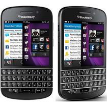 Blackberry Q10 Original De Movistar,8mpx, 16gb Nfc, Oferta.