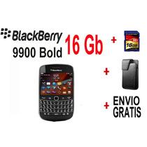 Blackberry Bold 9900 4g Planes Blackberry Libre Nuevo +5..!