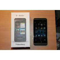 Celular Blackberry Z10 Stl100-3 Version 4g Negro Nuevo Libre