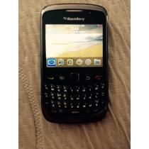 Blackberry Curve 9300 Libre Con Estuche De Cuero Original