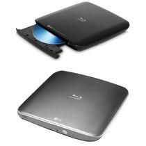 Blu-ray Lg Slim Portable Bp40nb30, Externo, Usb 2.0, Negro.
