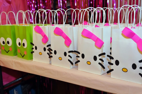 Bolsa de sorpresas para cumpleaños - Imagui