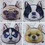 Monedero Billetera De Perro 3d Animal Print - Envío Gratis