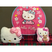 Hello Kitty Loncherita Para El Colegio O Viaje - Traida De U