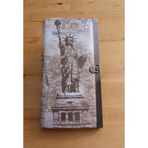 Billetera Estatua De La Libertad, Importada De España