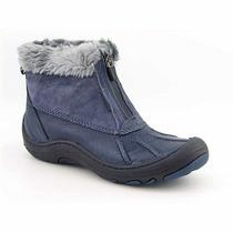 Botas Privo Mujer Color Azul Nuevo Calzado Zapato