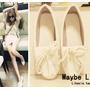 Meily City - Zapatos Mocasin Moda Inglesa Flecos Cz023
