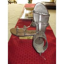 Hermoso Zapato Sandalias Para Dama Marca Montego Bay Club