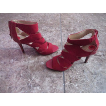 Zapatos Para Mujer Marca Nine West Talla 6 (37)