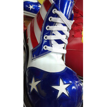 Zapatos De Payasos De Diferentes Colores Para Show