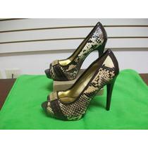 Elegantes Zapatos Para Mujer Marca Guess S/.260