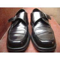 Zapatos De Cuero Norway Talla 39