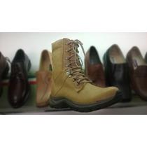 Borceguie Seguridad Calzado Militar, Zapatos Serenazgo