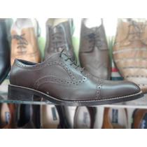 Zapatos Oxford Vestir, Calzado Hombres Botas De Cuero