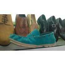 Mocasines Hombre Cuero Gamuzon Calzado Vestir Zapatos, Botas