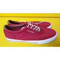 Zapatos Tommy Hilfiger Originales Talla 10 O 43